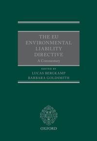 The EU Environmental Liability Directive