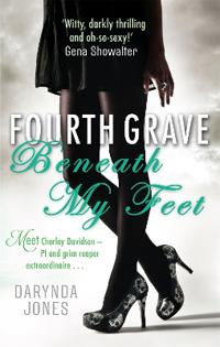 Fourth grave beneath my feet - number 4 in series
