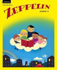 Zeppelin 4; lesebok