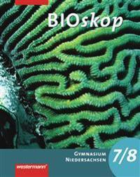 BIOskop 7 / 8. Schülerband. Gymnasium. Niedersachsen