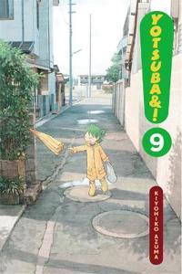 Yotsuba&! 9