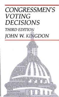 Congressmen's Voting Decisions
