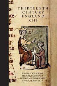 Thirteenth Century England XIII