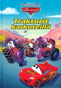Traktorit karkuteillä