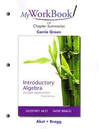 Introductory Algebra Through Applications