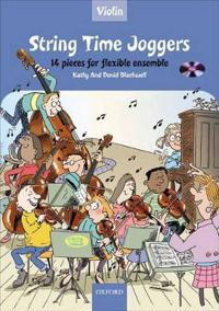 String Time Joggers Violin Book