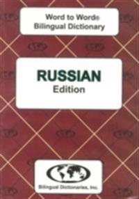 English-russian & russian-english word-to-word dictionary - suitable for ex