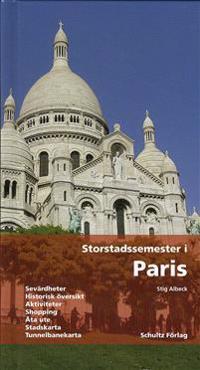 Storstadssemester i Paris