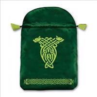 Celtic Satin Tarot Bag