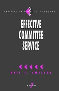Effective Committee Service