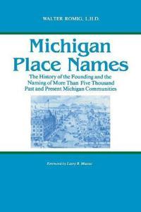 Michigan Place Names