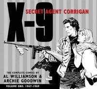 X-9: Secret Agent Corrigan 1