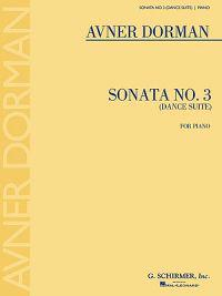 Sonata No. 3 (Dance Suite): For Piano