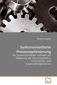 Systemorientierte Prozessoptimierung