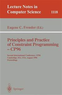 Principles and Practice of Constraint Programming - CP'96