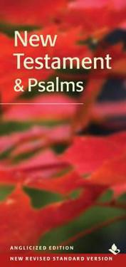 NRSV New Testament and Psalms NR010:NP