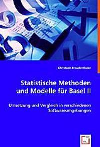 Statistische Methoden und Modelle für Basel II