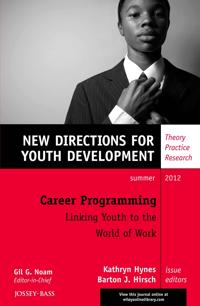 Career Programming: Linking Youth to the World of Work, YD, Number 134