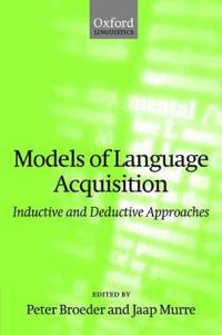 Models of Language Acquisition