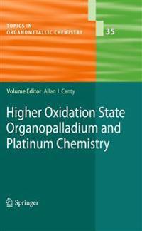 Higher Oxidation State Organopalladium and Platinum Chemistry