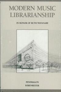 Modern Music Librarianship