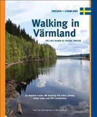 Walking in varmland - the lake region of central sweden