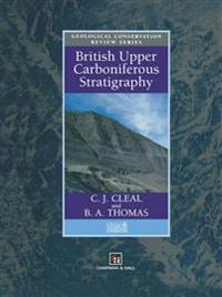 British Upper Carboniferous Stratigraphy