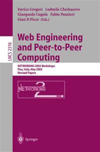 Web Engineering and Peer-to-Peer Computing