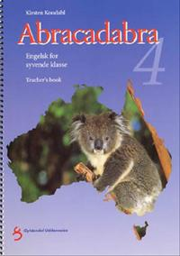 Abracadabra 4-Teacher's book
