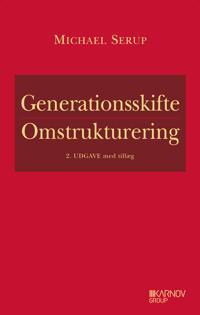 Generationsskifte - Omstrukturering