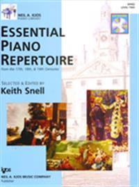 Essential Piano repertoire Level 2 + CD
