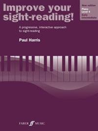 Improve Your Sight-Reading!: Piano Level 4: Early Intermediate