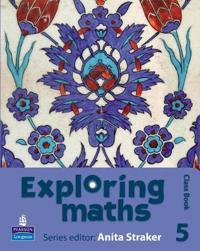 Exploring maths: tier 5 class book