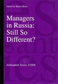 Managers in Russia