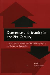 Deterrence and Security in the 21st Century