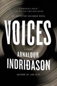 Voices: An Inspector Erlendur Novel