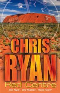 Alpha force: red centre - book 5