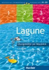 Lagune. Übungsblätter per Mausklick