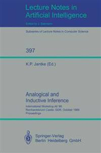 Analogical and Inductive Inference