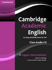 Cambridge Academic English B2 Upper Intermediate Class