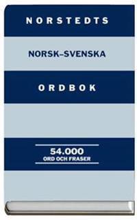 Norstedts norsk-svenska ordbok 54 000 ord och fraser