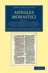 Annales Monastici 5 Volume Set Annales Monastici
