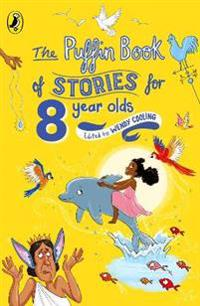 Puffin Book of Stories for Eight-year-olds