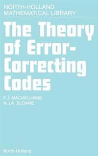 The Theory of Error Correcting Codes