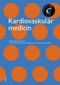 Kardiovaskulär medicin, bok med eLabb