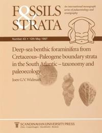 Deep-Sea Benthic Foraminifera from Cretaceous-Paleogene Boundary Strata in the South Atlantic: Taxonomy and Paleoecology