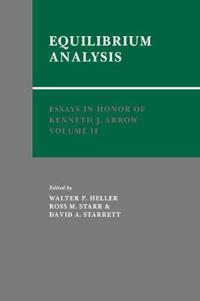 Essays in Honor of Kenneth J. Arrow