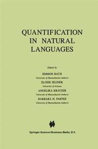 Quantification Natural Languages
