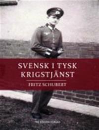 Svensk i tysk krigstjänst