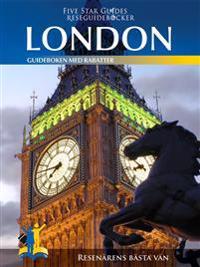 London : guideboken med rabatter